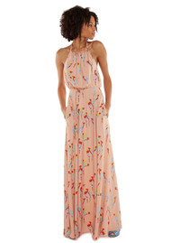 ESSENTIEL ANTWERP Patatasbravas Maxi Dress - Rose