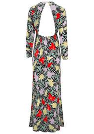 RIXO London Rose Dress - Polka Garden