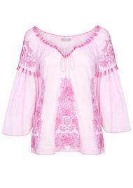 PK BERRY Tamara Blouse - Pink