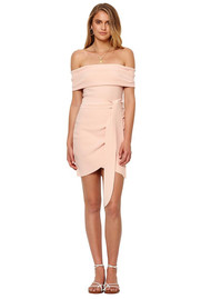 BEC & BRIDGE Marvellous Mini Dress - Peach