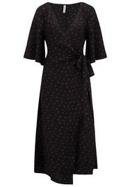 BEC & BRIDGE Mon Bebe Wrap Dress - Print