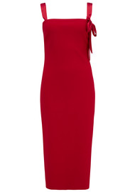 BEC & BRIDGE Marvellous Tie Dress - Red