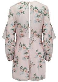 TALULAH Wild Thyme Long Sleeve Mini Dress - Floral