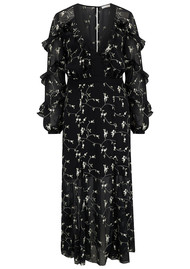 TALULAH Bewitched Midi Dress - Black