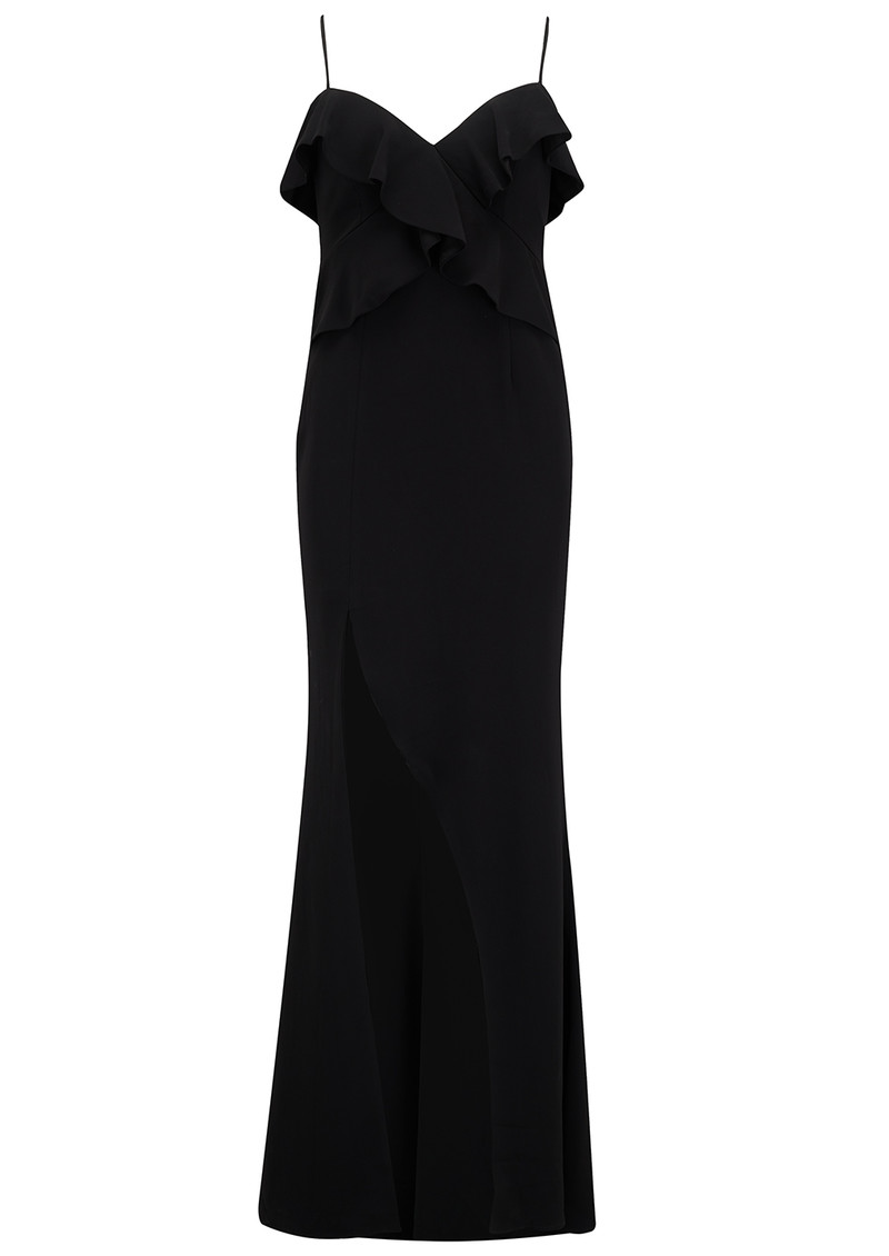 TALULAH Devotion Dress - Black main image