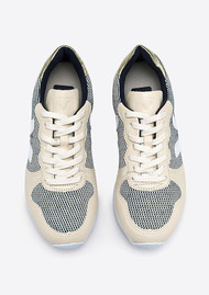VEJA Holiday B-Mesh Trainers - Gold