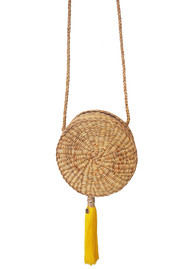 TOSCANA Tropical Spirit Bag - Yellow