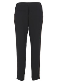 CUSTOMMADE Muno Pipped Trousers - Anthracite Black