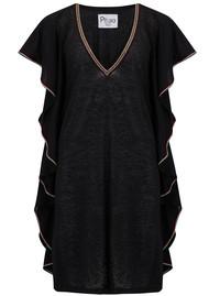 PITUSA Flare Mini Dress - Black
