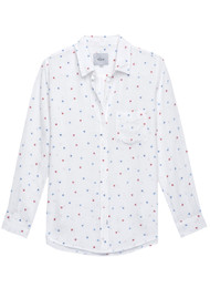 Rails Charli Shirt - Water Stars