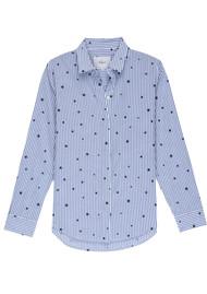 Rails Taylor Shirt - Navy Stars