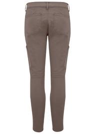 J Brand Skinny Utility Pant - Brown Sugar