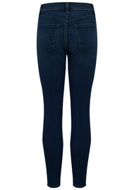 J Brand Alana High Rise Crop Skinny Jeans - Fix