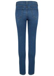 J Brand Ruby 30 High Rise Cigarette Leg Jeans - Lovesick