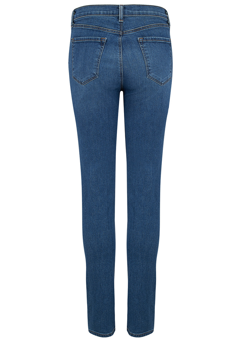 J Brand Ruby 30 High Rise Cigarette Leg Jeans - Lovesick main image