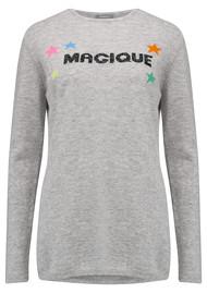 ORWELL + AUSTEN Magique Sweater - Grey