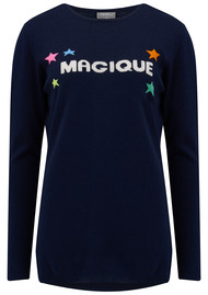 ORWELL + AUSTEN Magique Sweater - Navy
