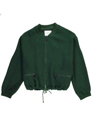 ESSENTIEL ANTWERP Raise Bomber - Smoke Pine