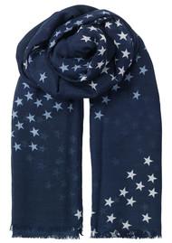 Becksondergaard Infinite Stars Scarf - Blue Nights
