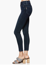 Paige Denim Margot Crop Ultra Skinny Jeans - Sawtelle