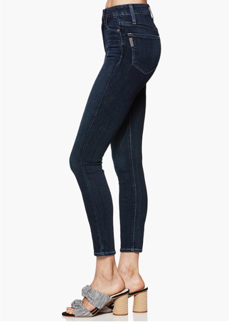Paige Denim Margot Crop Ultra Skinny Jeans - Sawtelle main image