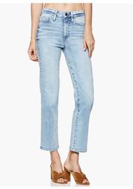 Paige Denim Margot Straight Leg Jeans - Pasadena