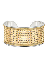 ANNA BECK Medium Beaded Cuff - Gold
