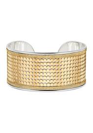 ANNA BECK Medium Beaded Cuff - Gold