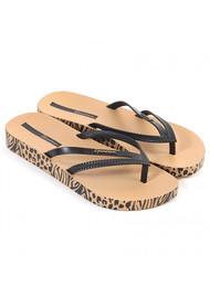 Ipanema Bossa Soft Flip Flops - Sand