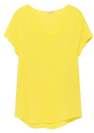 American Vintage Lolosister Linen Tee - Spark