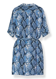 Pyrus Valetta Silk Dress - Python