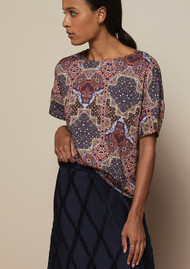 Twist and Tango Thilda Blouse - Multi