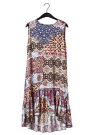 Twist and Tango Krissy Dress- Multi