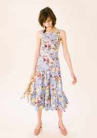 DAGNY Evelyn Dress - Flora
