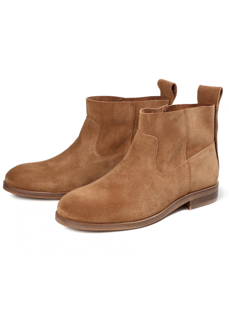 34c721611f802 Hudson London Odina Suede Boot - Tan