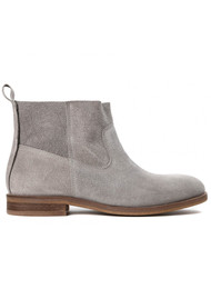 Hudson London Odina Suede Boot - Grey