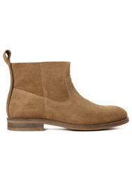 Hudson London Odina Suede Boot - Tan