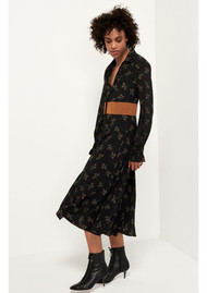 Ba&sh Flore Dress - Black
