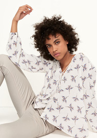 Ba&sh Fausta Shirt - Off White