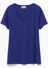 American Vintage Jacksonville Short Sleeve T-Shirt - Lavandin