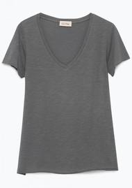 American Vintage Jacksonville Short Sleeve T-Shirt - Flint