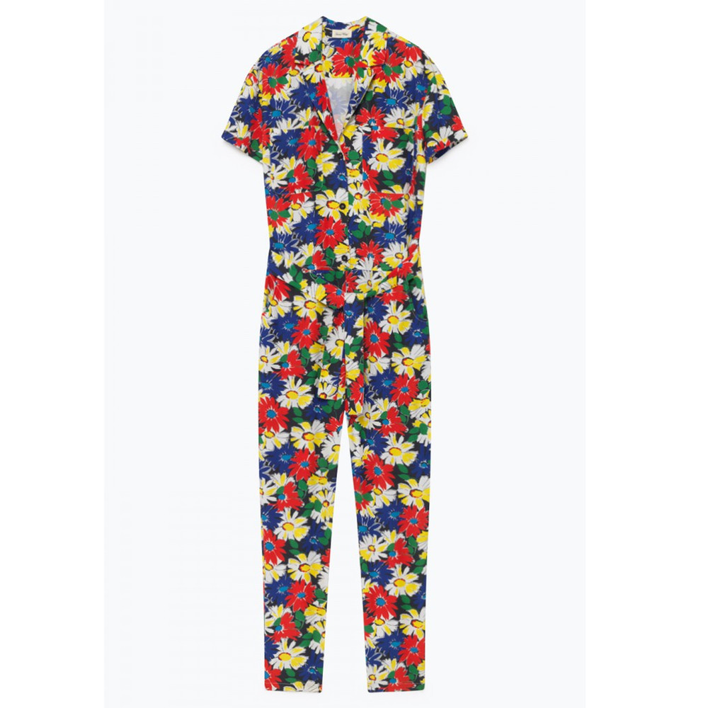 Nalastate Jumpsuit - Pop Flower