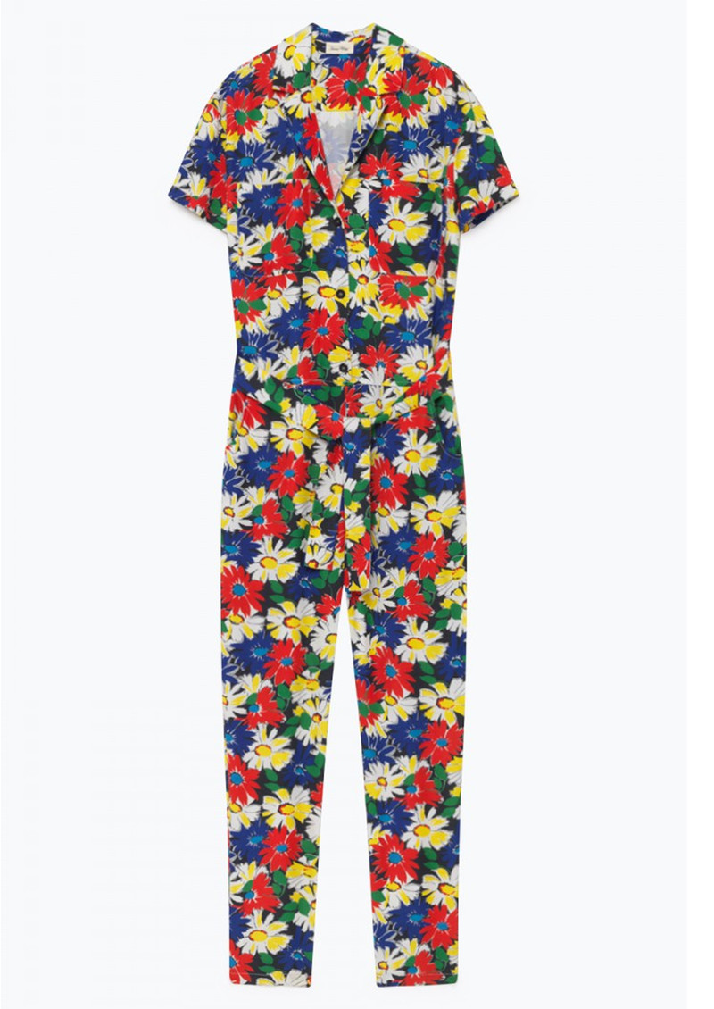 Nalastate Jumpsuit - Pop Flower main image