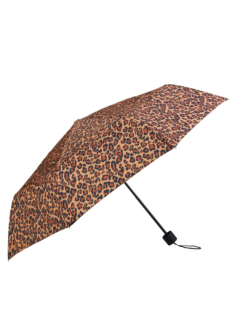 Becksondergaard Animal Umbrella - Chocolate Brown main image