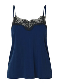 SAMSOE & SAMSOE Slip Top - Blue Depths