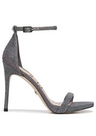 Sam Edelman Ariella Ankle Strap Heel - Pink and Blue