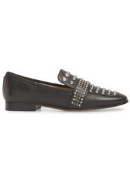 Sam Edelman Chesney Studded Loafer - Black