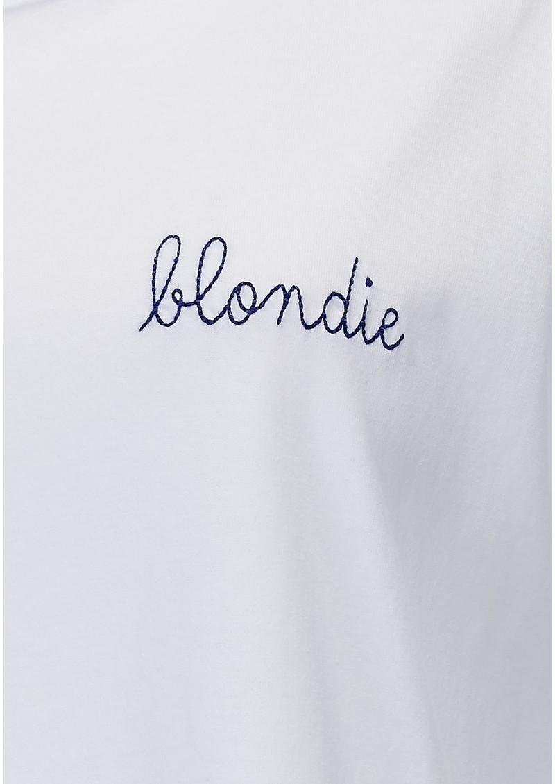 MAISON LABICHE Blondie Cotton Tee - White main image