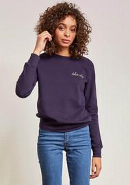 MAISON LABICHE Dolce Vita Sweater - Deep Blue