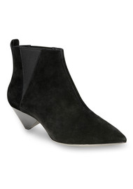 Ash Cosmos Suede Boot - Black